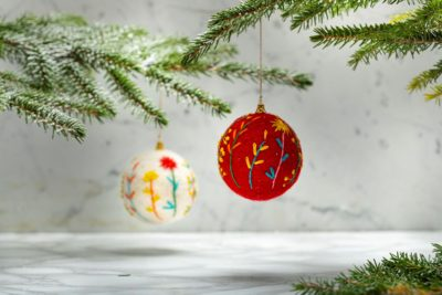 Addobbi e decorazioni natalizie
